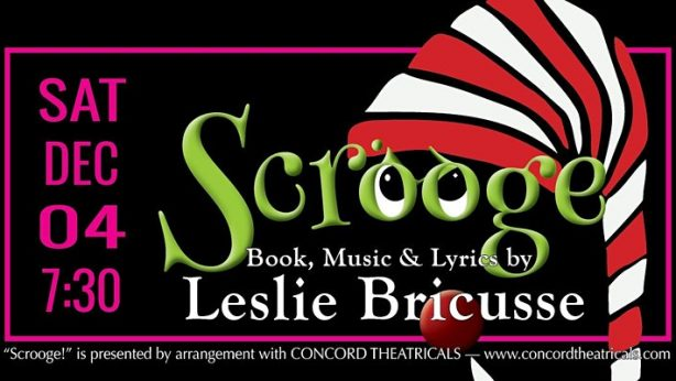 Scrooge! The Musical
